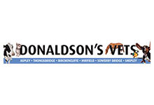 Donaldson's Vets – Somerset Road